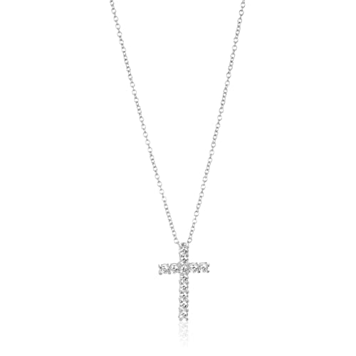 Cross Necklace: Amazon com