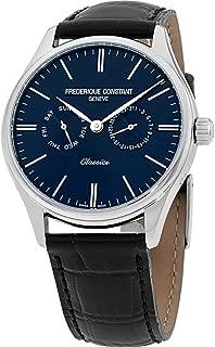 Frederique Constant Classics Quartz Movement Blue Dial Men's Watch FC-259BNT5B6