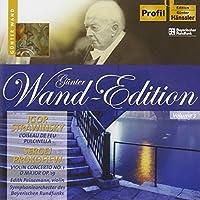 L'Oiseau Du Feu / Violin Concerto