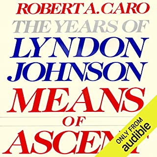 Means of Ascent audiobook cover art