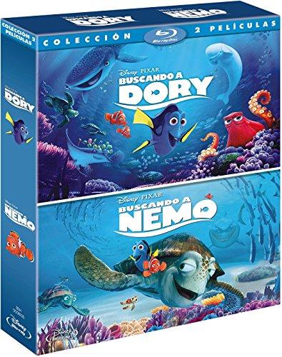 Buscando A Nemo: Buscando A Dory [Blu-ray]