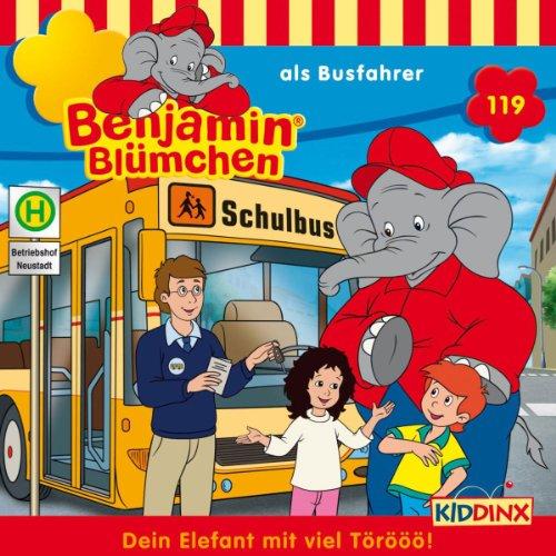 Benjamin Blümchen als Busfahrer Titelbild