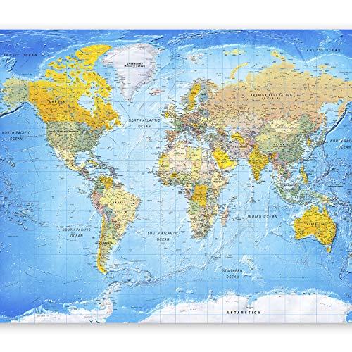 Cartina Geografica Mondo Poster.Migliori Planisfero Gigante 2020 Dopo 203 Ore Di Ricerche E Test