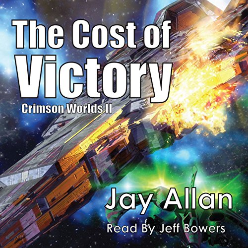 The Cost of Victory audiobook cover art