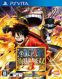 One Piece Kaizoku Musou 3 (first inclusion benefits (