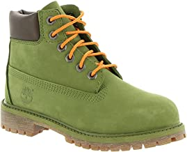 olive green timberlands kids