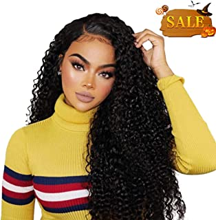 Best 3 4 kinky curly wig Reviews