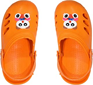 Kabello Children Clog Slipper for Boys and Girls 6.5 Multi Color Pack of 1