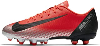 Youth Soccer Jr. Mercurial Vapor XII Academy Multi Ground Cleats