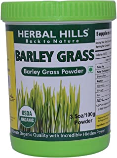 herbal hills barley grass