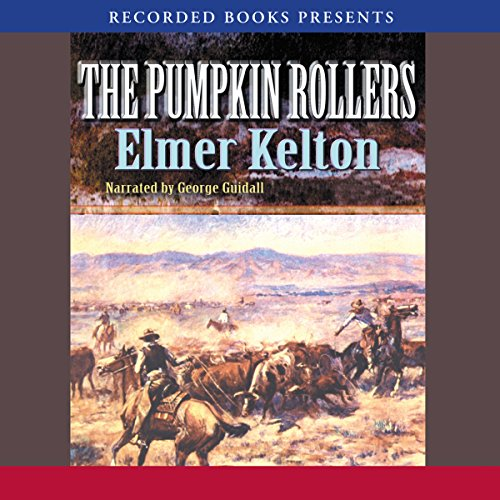 Pumpkin Rollers audiobook cover art