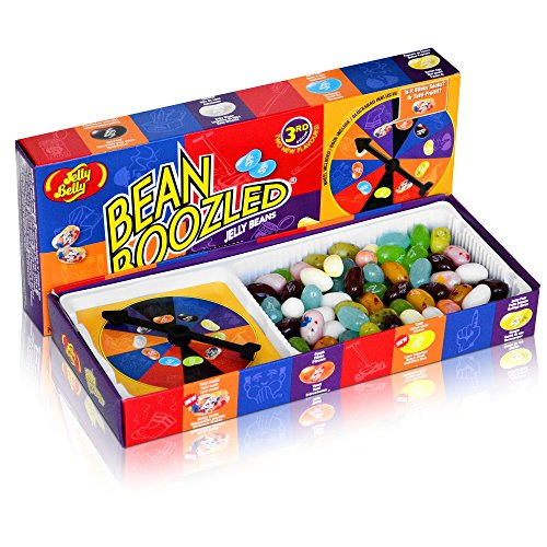 Jelly Belly Bean Boozled Partyspiel + Testpack Beans Bertie Botts Böse Bohnen