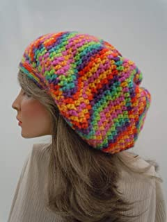 abd9aca9638 Amazon.com  Beanies - Hats   Caps  Handmade Products