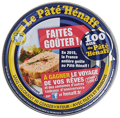 Le Pate Hénaff Pastete mit Filets und Schinken 154g