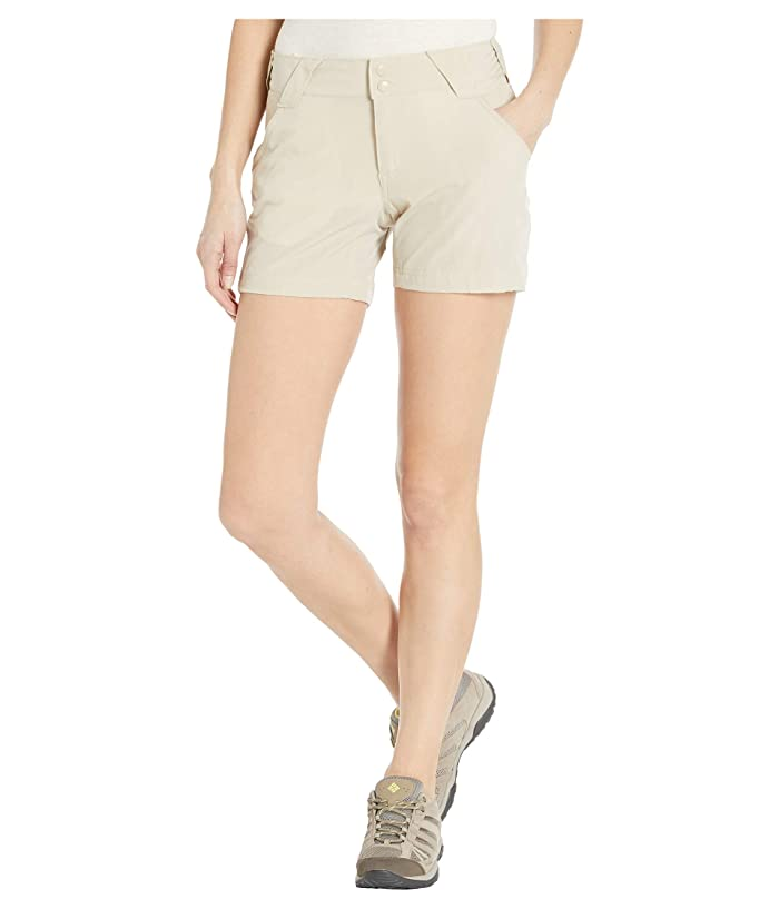 Columbia  Coral Pointtm III Shorts (Fossil) Womens Shorts