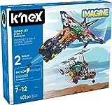 K'NEX – Turbo Jet – 2-in-1 Building Set –...