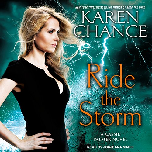 Ride the Storm audiobook cover art