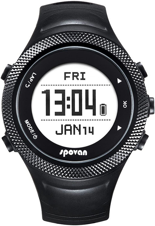 GPS Outdoor Digital Running Sports Watch