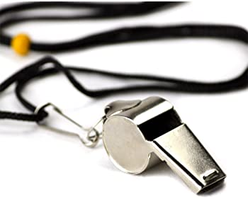 Training Whistle Official Referee Ref Umpire Sports Loud Emergency Whistle  SH