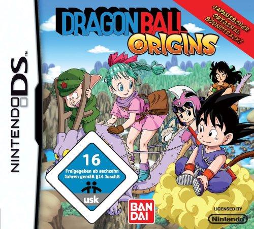Atari Dragon ball Origins, Nintendo DS - Juego (Nintendo DS, Nintendo DS, RPG (juego de rol), T (Teen))