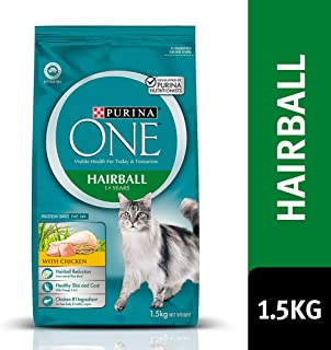 Purina One Cat Hairball, 1.5kg