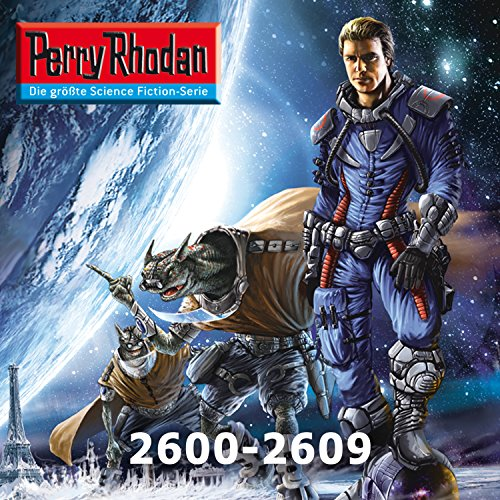 Perry Rhodan, Sammelband 21 audiobook cover art