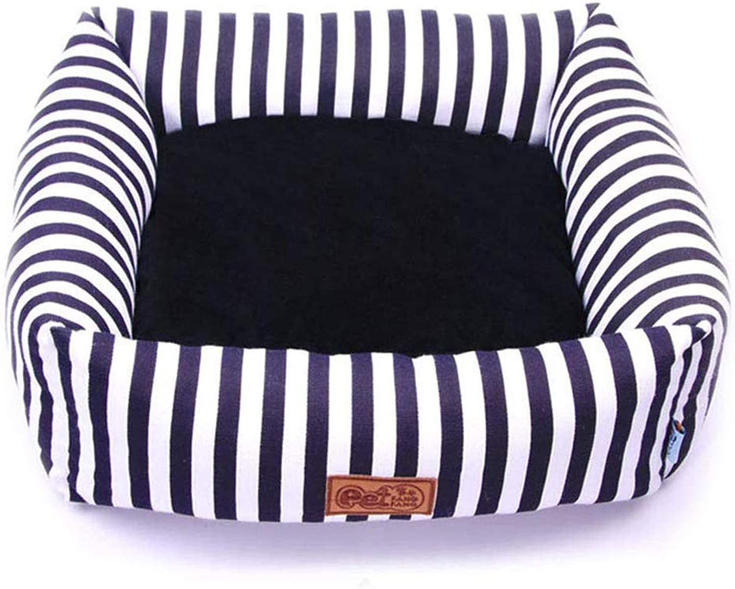 Cat Bed Kennel Soft Dog Mats Puppy Dog Bed Pet House Cozy Nest Kitten Pad Thick Warm Pet Cushion Autumn Winter
