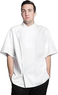 Men's Julius Short Sleeve Chef Jacket