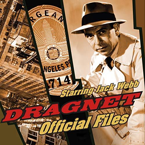 Dragnet Audiobook By Original Radio Broadcast cover art