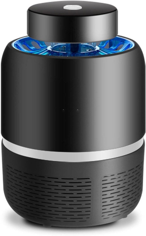 FOKN Strahlungsfrei USB-Buchse Anti-Moskito-Lampe Stumm Elektronik Schlafzimmer Photokatalysator Mute Abstoßend Insekt Lichter,schwarz B073V99FDD | Neueste Technologie