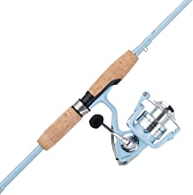 Pflueger Lady Trion Spinning Reel and Fishing Rod Combo (All Models & Sizes)