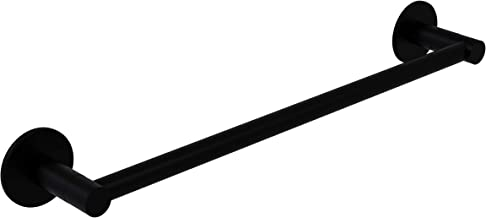 Allied Brass Matte Black Fresno Collection 36 Inch Towel Bar