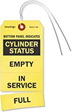 Best gas cylinder status tags Reviews