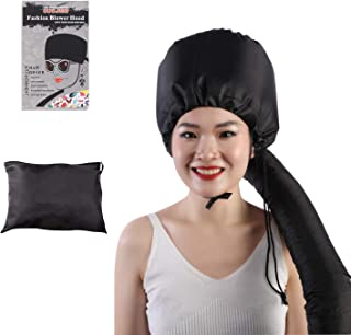 Sponsored Ad - OUCJIED Bonnet Hood Hairdryer Attachment ,Deep Conditioning Hair Treatment With Extra Long stretchable Hose...