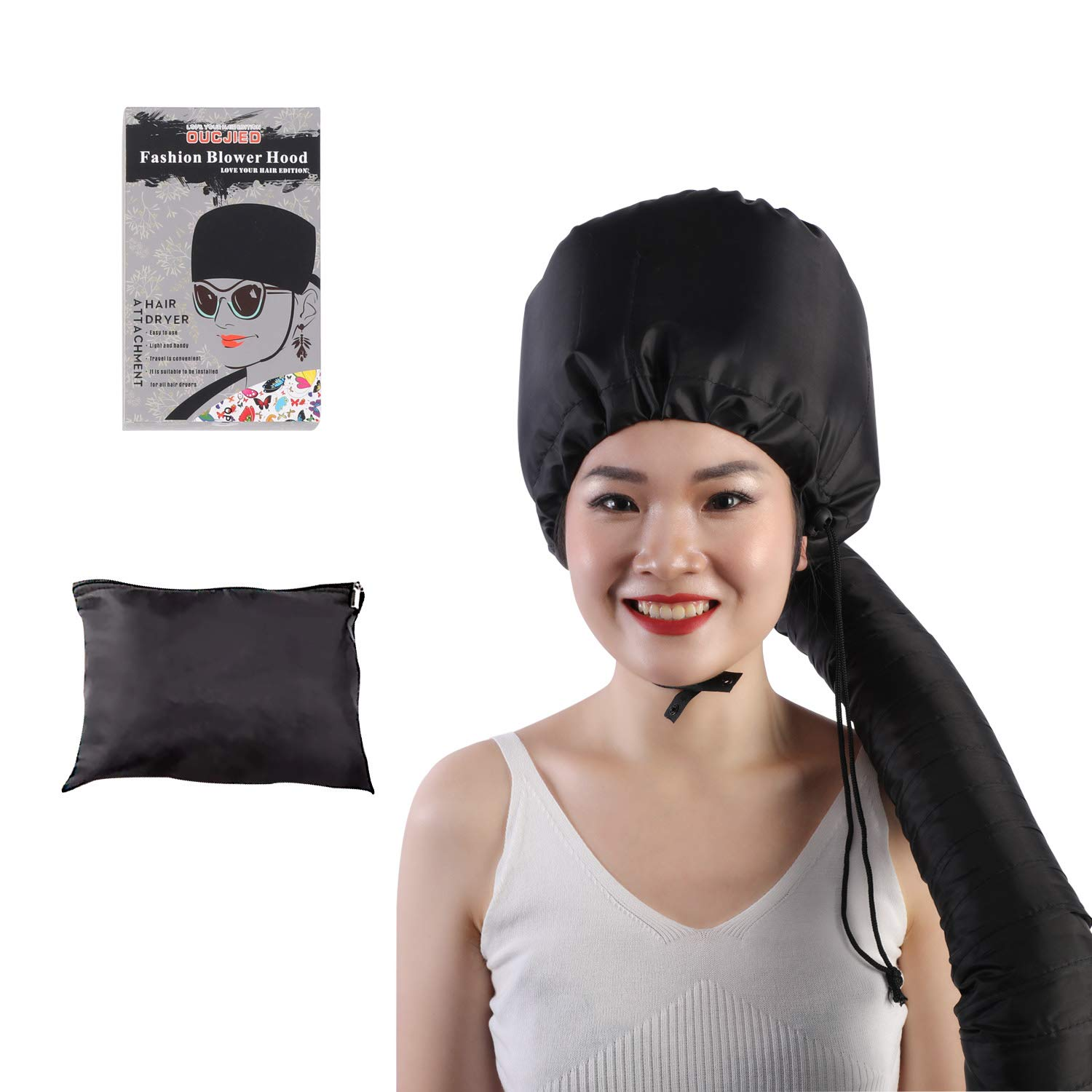 Genuine Free Shipping OUCJIED Free Shipping New Bonnet Hood Hairdryer Conditioning Attachment ,Deep
