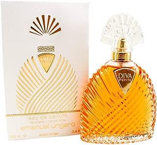 Emanuel Ungaro Diva Limited Edition 100 Ml Eau De Parfum Spray, 3.4 Ounce