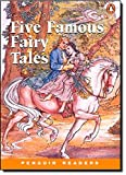 *FIVE FAMOUS FAIRY TALES PGRN2 (Penguin Readers, Level 2)