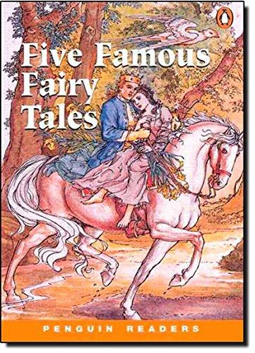 *FIVE FAMOUS FAIRY TALES PGRN2 (Penguin Readers, Level 2)の詳細を見る