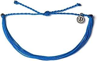 Jewelry Bracelets Muted Bracelet - 100% Waterproof and Handmade w/Coated Charm, Adjustable Band