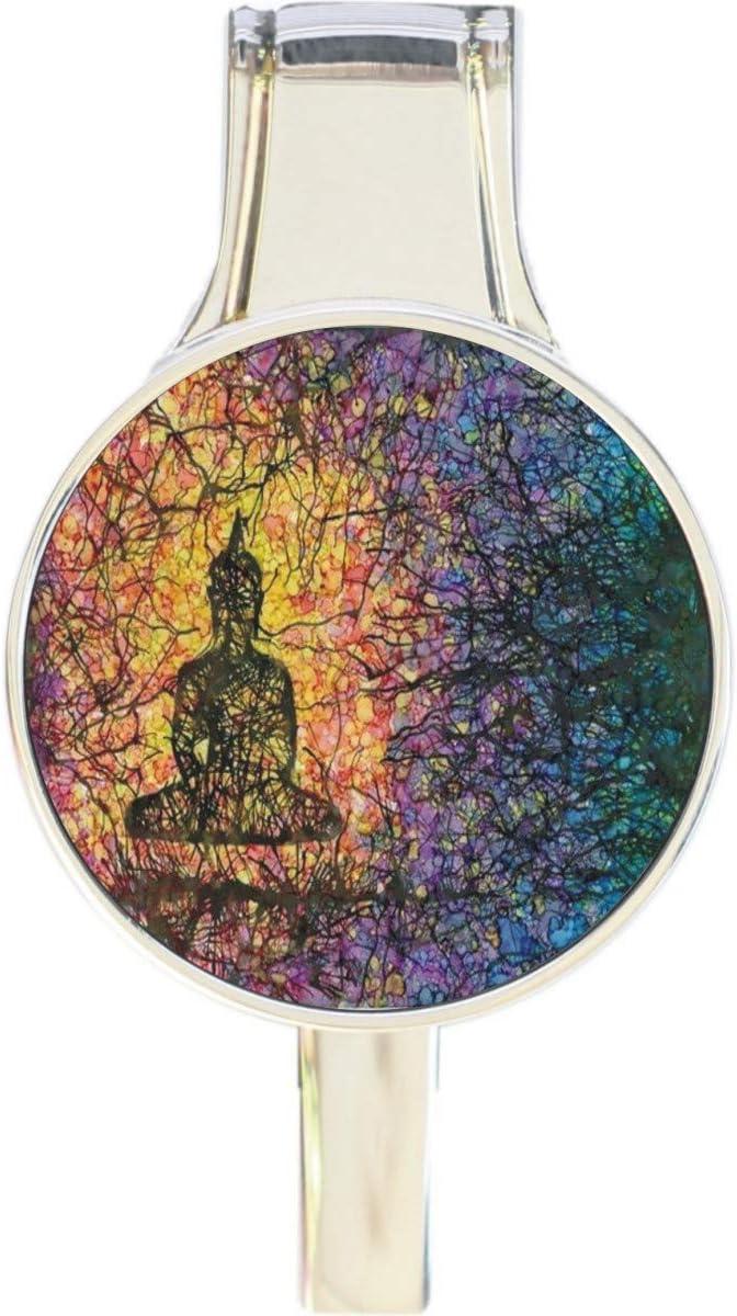 Buddha Meditation Everything Complete Free Shipping Purse Retractab Hook Handbag Hanger Bombing new work