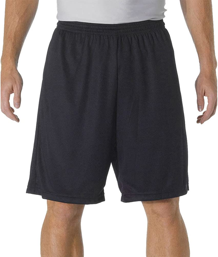 A4 COLL PERF Youth MESH Short