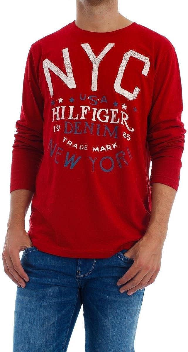 Tommy Hilfiger Federer Camiseta para Hombre