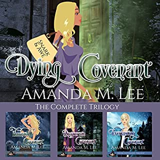Dying Covenant: The Complete Series audiobook cover art