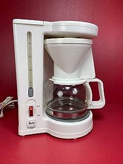 melitta bcm 4 coffee maker