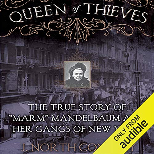 Queen of Thieves cover art