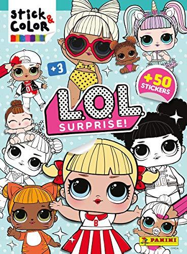 LOL Surprise! Stick & color