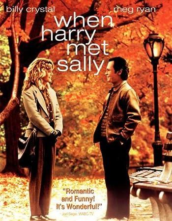 Press Photo Publicity Still 8x10 ~Billy Crystal Meg Ryan ~When Harry Met Sally~