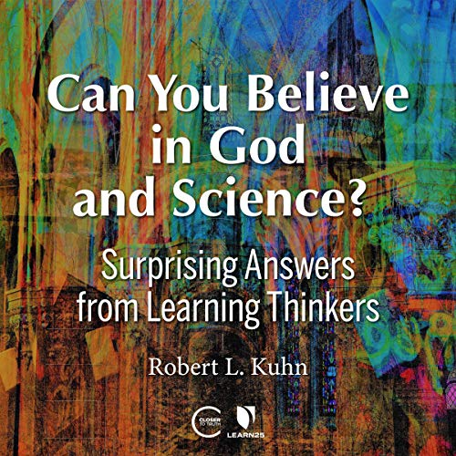 Can You Believe in God and Science? cover art