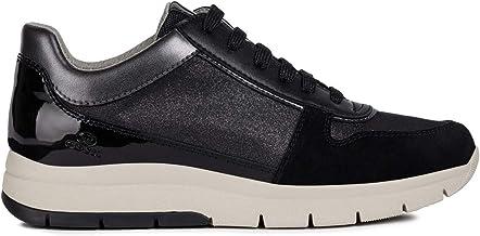 Zapatillas Deportivas para Mujer GEOX D CALLYN D en Tejido Negro D849GD-0EWHH-C9999