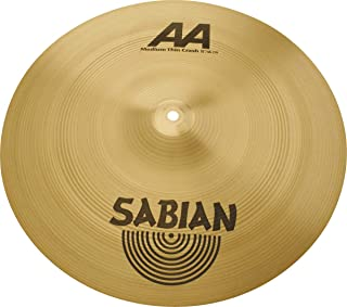 sabian aa medium crash